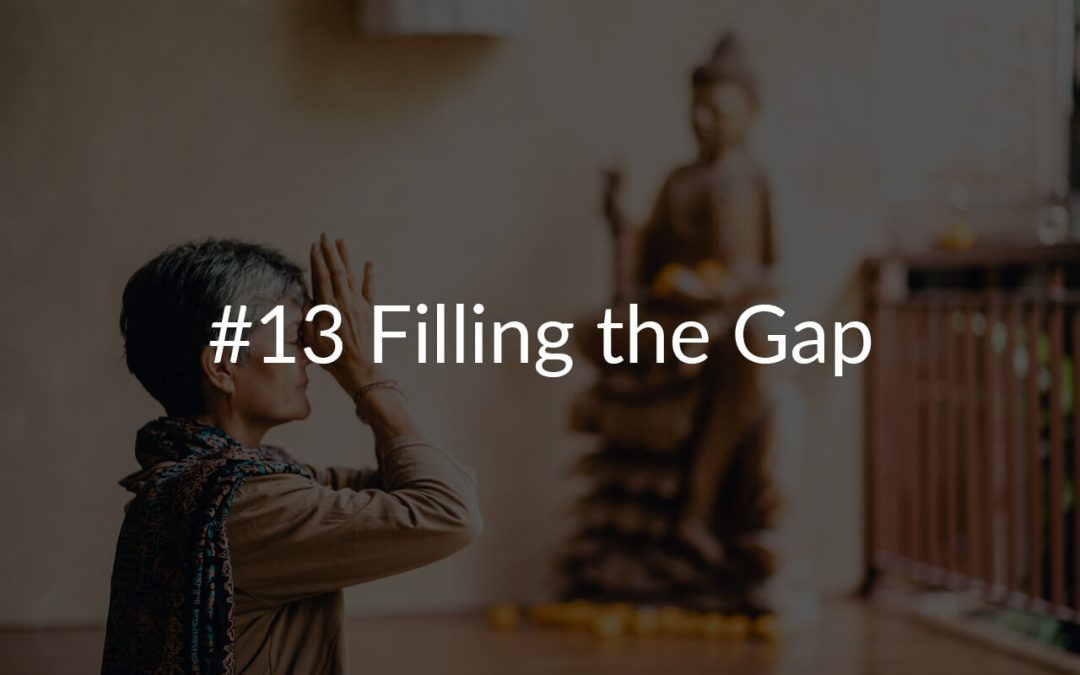 #13 Filling the Gap