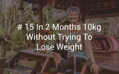 #15  10kg in two weeks